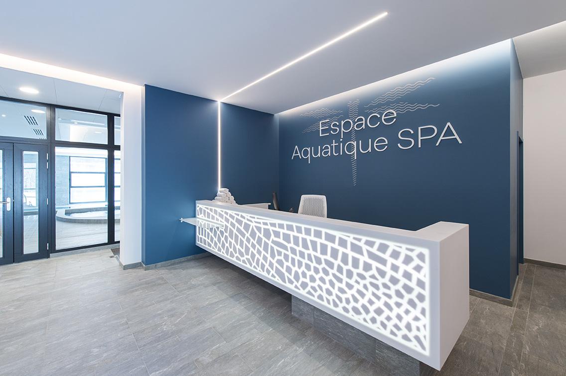 espace aquatique Grand Spa Thermal