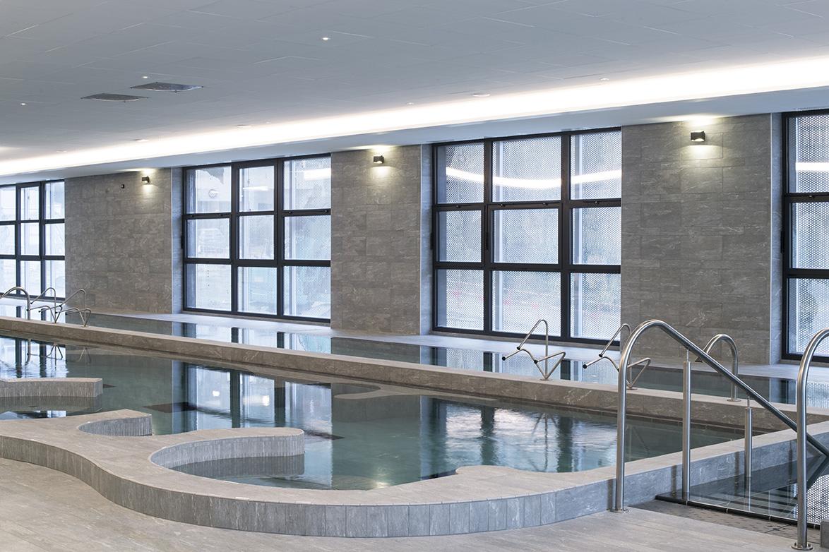 espace aquatique Grand Spa Thermal de Brides-les-Bains