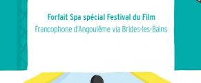 Forfait Spa brides spécial festival du film
